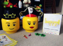 Happy By Pharell Williams + Our Happy Party A Mum Reviews