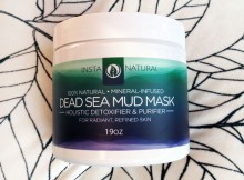 InstaNatural Dead Sea Mud Mask Review A Mum Reviews