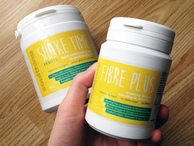 Soulthing Shake Time and Fibre Plus Review A Mum Reviews