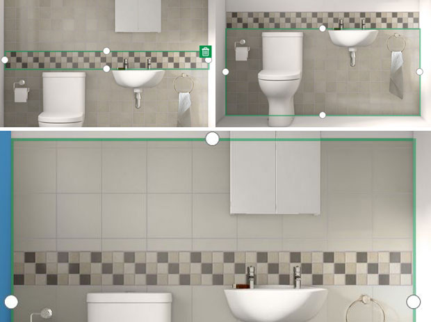 Tile Giant's iDesign Tile Visualiser Review A Mum Reviews