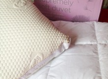 Using SleepyPeople's Guide to Quilts & Pillows – Part 2 A Mum Reviews