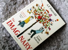 Book Review: The Imaginary by A. F. Harrold A Mum Reviews