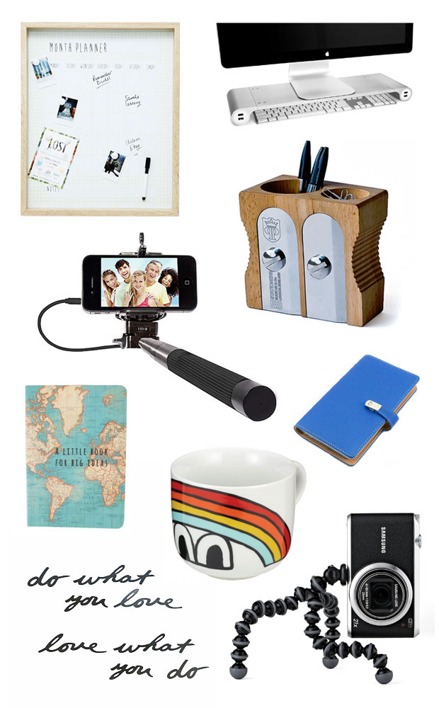 Christmas Gifts For Bloggers - A Gift Guide A Mum Reviews
