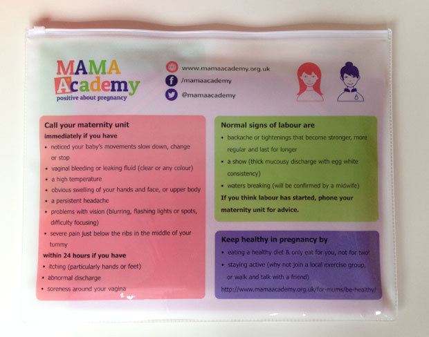 MAMA Academy Wellbeing Wallets A Mum Reviews
