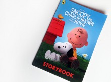 Book Review: The Peanuts Movie Storybook A Mum Reviews