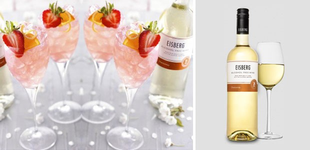 Dry January with Eisberg Alcohol Free Wine – Week 4 A Mum Reviews