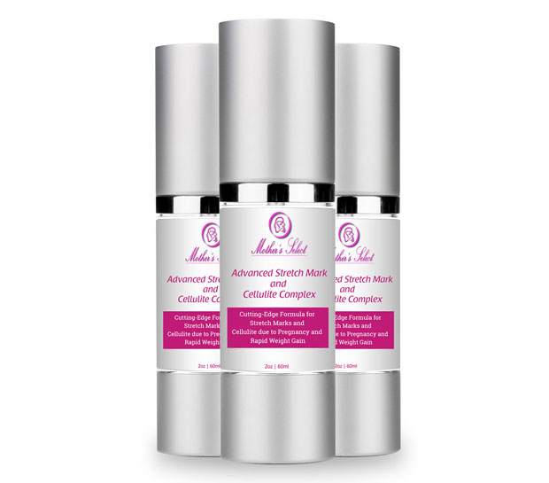 Mother's Select Advanced Stretch Mark & Cellulite Complex Review A Mum Reviews