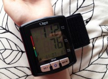 Ozeri CardioTech Pro Series Digital Blood Pressure Monitor Review A Mum Reviews