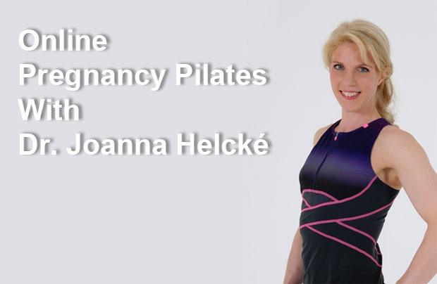 Starting Online Pregnancy Pilates With Dr. Joanna Helcké A Mum Reviews