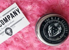 Valentine's Day Gift Idea – B.I.G. Beard Balm Review A Mum Reviews