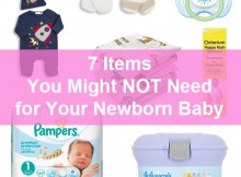 7 Items You Might NOT Need for Your Newborn Baby A Mum Reviews