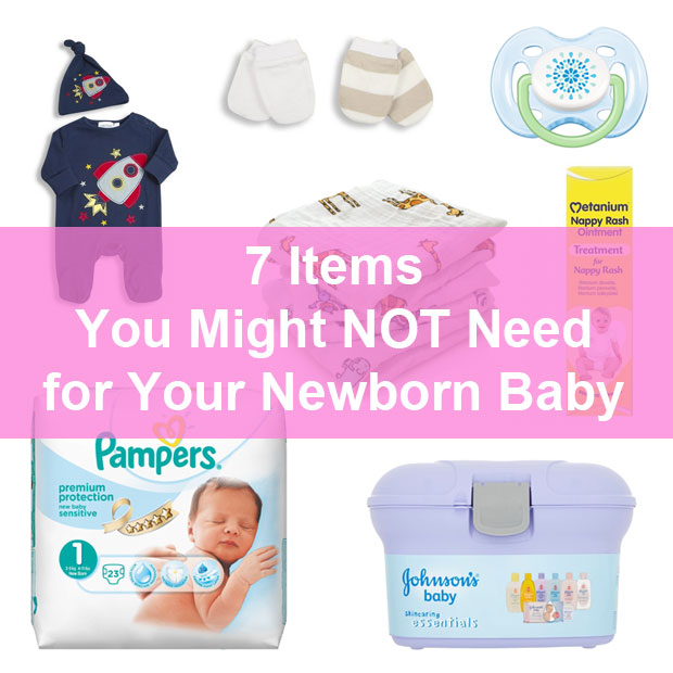d14ab94b9 7 Items You Might NOT Need for Your Newborn Baby - A Mum Reviews
