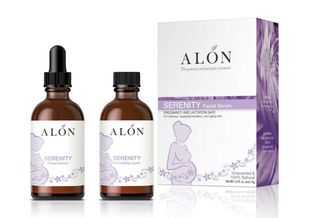Alón Labs Serenity Facial Serum Review - Pregnancy Safe Formula A Mum Reviews