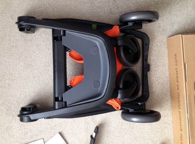 Greentom Upp Reversible Pushchair - Unboxing & First Impressions A Mum Reviews