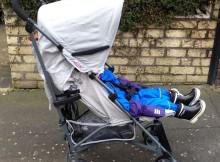 Little Tikes Stroll 'n Go Lightweight Stroller Review A Mum Reviews