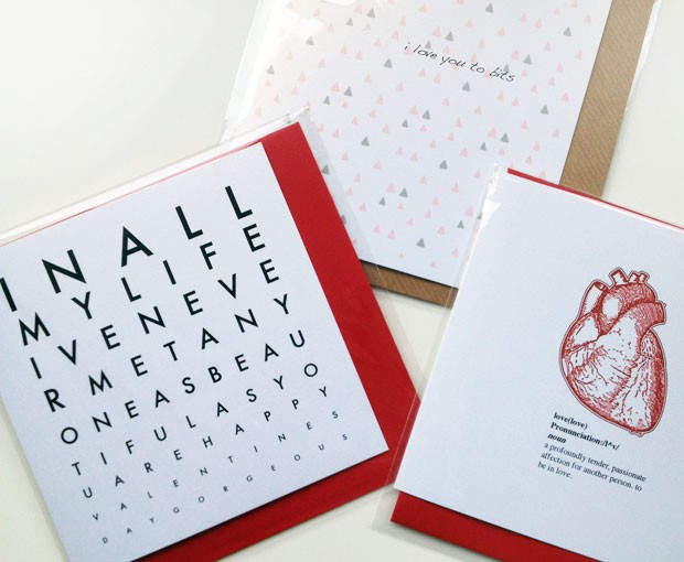 Valentine's Day - Luxury Handmade Cards From Made With Love A Mum Reviews
