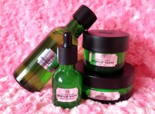 The Body Shop's Drops Of Youth Skincare Products Review A Mum Reviews