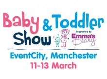 Win Tickets to The Baby & Toddler Show EventCity Manchester A Mum Reviews