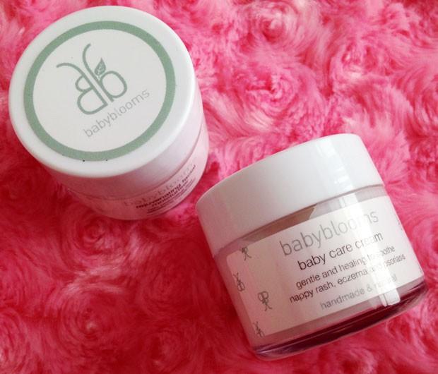 BabyBlooms Baby Care Cream & Rejuvenating Facial Moisturiser A Mum Reviews