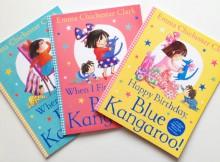 Book Review: Blue Kangaroo Books by Emma Chichester Clark A Mum Reviews