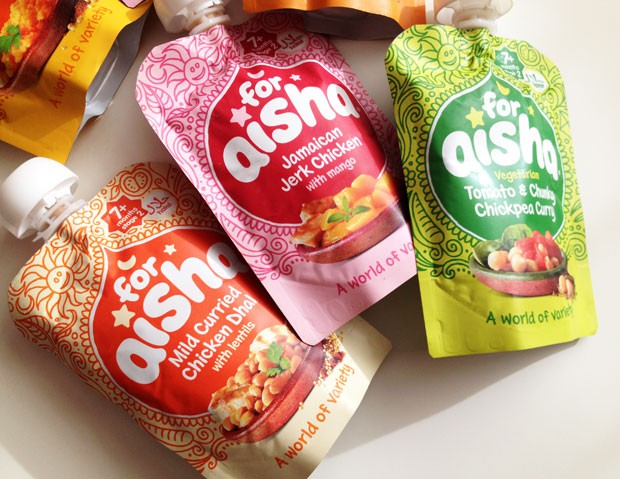 For Aisha Halal Baby Food Pouches Review A Mum Reviews