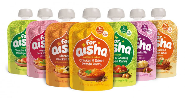 For Aisha Halal Baby Food Pouches Review Exciting Tastes