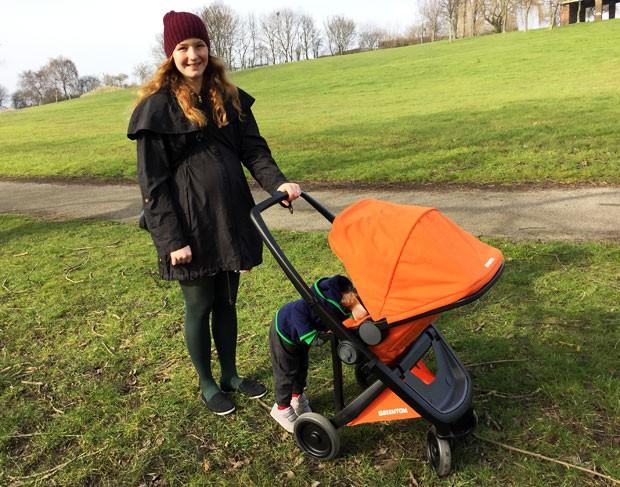 Greentom Upp Reversible Pushchair Review A Mum Reviews