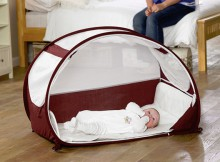 Koo-Di Pop-Up Bubble Travel Cot Review A Mum Reviews
