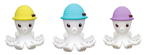 Mombella Octopus Teether Toy Review A Mum Reviews