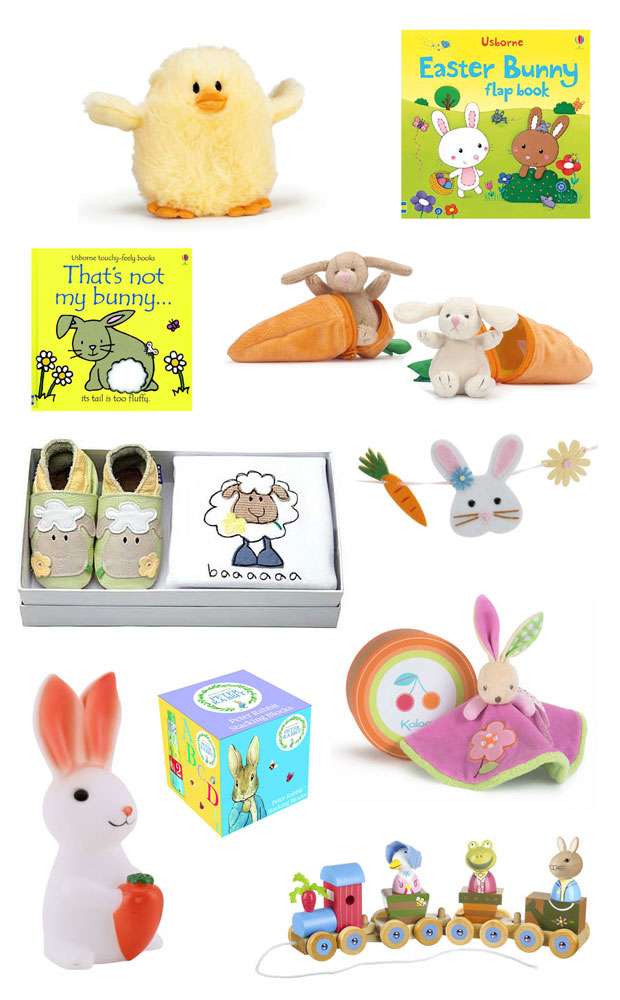 Non-Chocolate Easter Gifts for Babies & Toddlers A Mum Reviews