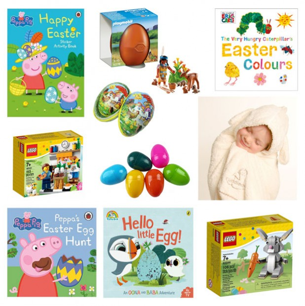 Non-Chocolate Easter Gifts for Children A Mum Reviews