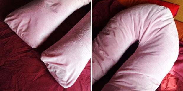 Pregnancypillows.net Premium U-Shaped Pregnancy Pillow Review A Mum Reviews