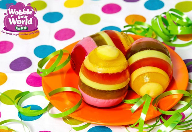 Recipe: Layered Jelly Eggs for Easter A Mum Reviews