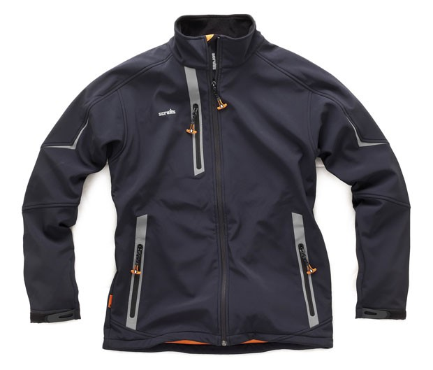 Scruffs Pro Softshell Jacket For Men Review A Mum Reviews