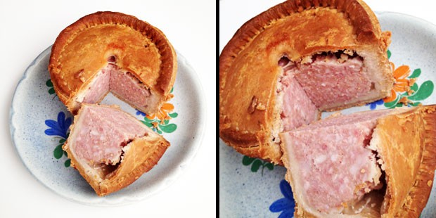 Traditional Pork Pies from Vale of Mowbray Review A Mum Reviews