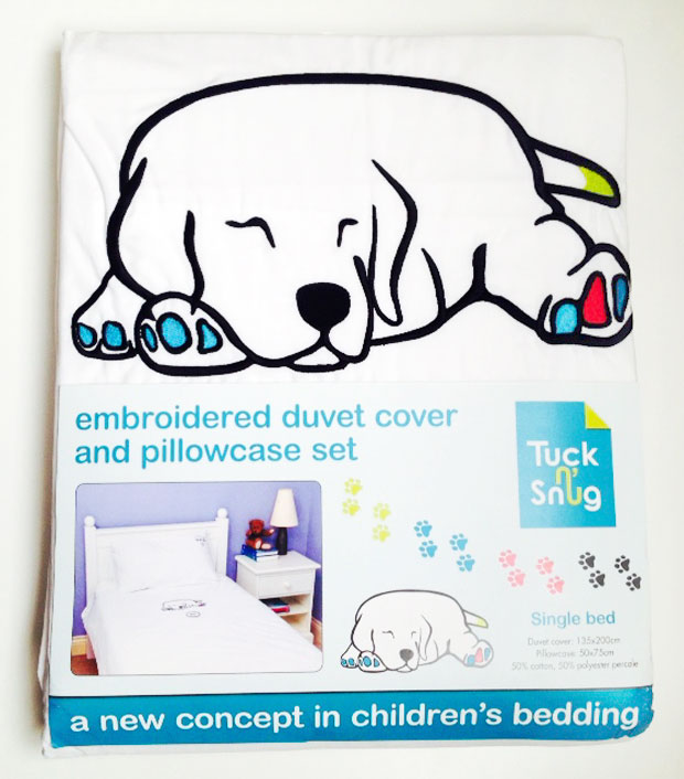 Children's Stay-On Bedding Tuck n' Snug Review A Mum Reviews