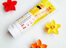 EverStride Sunscreen Lotion with Active 5 SPF 30 Review A Mum Reviews