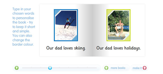 Love2read Personalised Book For Father's Day Review A Mum Reviews