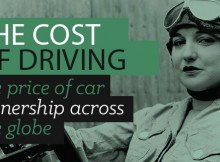 The Cost of Car Ownership across the World - An Infographic A Mum Reviews