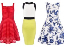 Three Party Dresses - Three Spring Outfit Ideas #GetGlamorous A Mum Reviews