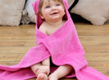 Bathing Bunnies Baby Bath Towel Gift Set Review A Mum Reviews