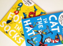 Book Review & Giveaway: Fox in Socks & The Cat In A Hat by Dr. Seuss A Mum Reviews