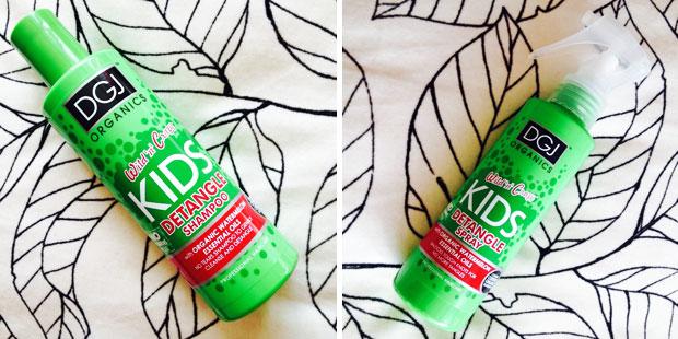 DGJ Organics Kids Bath Products Review A Mum Reviews