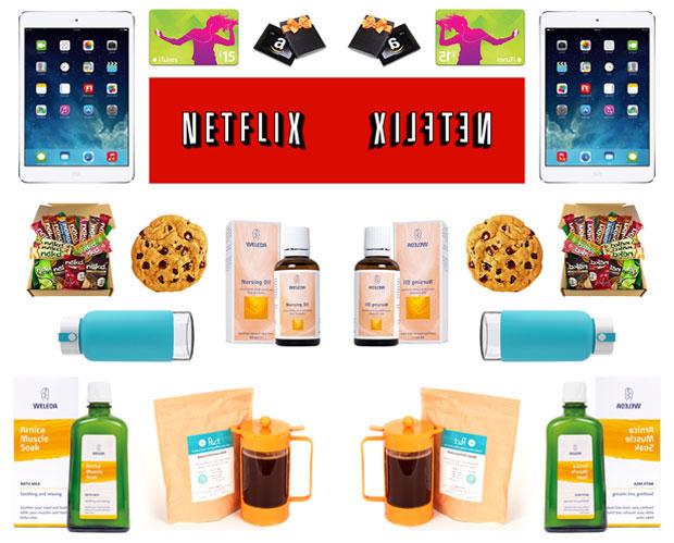 New Mum Gift Guide / Wish List A Mum Reviews