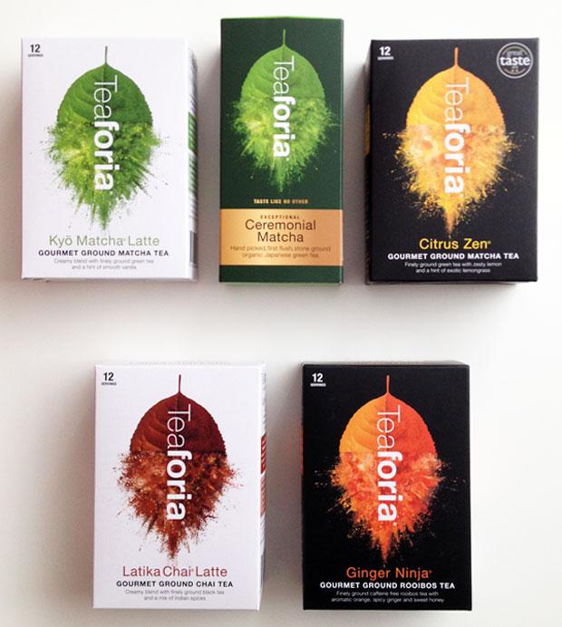 Teaforia Ground Tea Range Review A Mum Reviews
