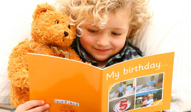 Win a love2read Personalised Book! A Mum Reviews