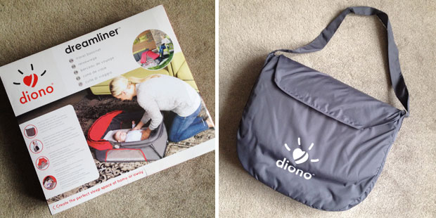 Diono Dreamliner Travel Bassinet Review A Mum Reviews