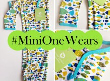 #MiniOneWears – Sweet Peanut Baby Clothes A Mum Reviews