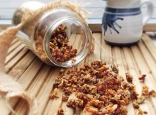 Recipe: Paleo Grain-Free Granola – Sugar-Free, Wheat-Free, Vegetarian A Mum Reviews