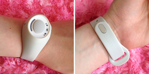 Summer Infant Babble Band Wearable Audio Baby Monitor Review A Mum Reviews